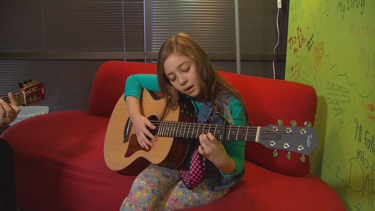 Texas girl, 9, starts charity for kids