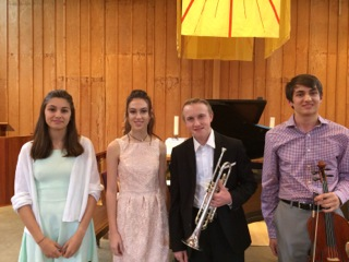 Students Host Charity Concert for Alice's Kids